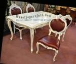 kursi meja makan klasik