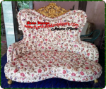 Kursi sofa klasik